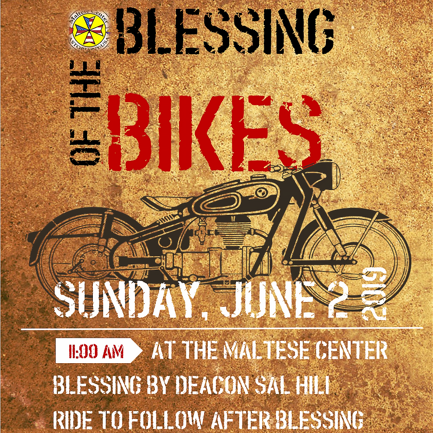 Annual Motorcyle Blessing