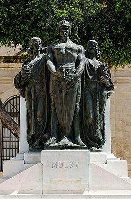 Great_Siege_monument_Valletta_Malt