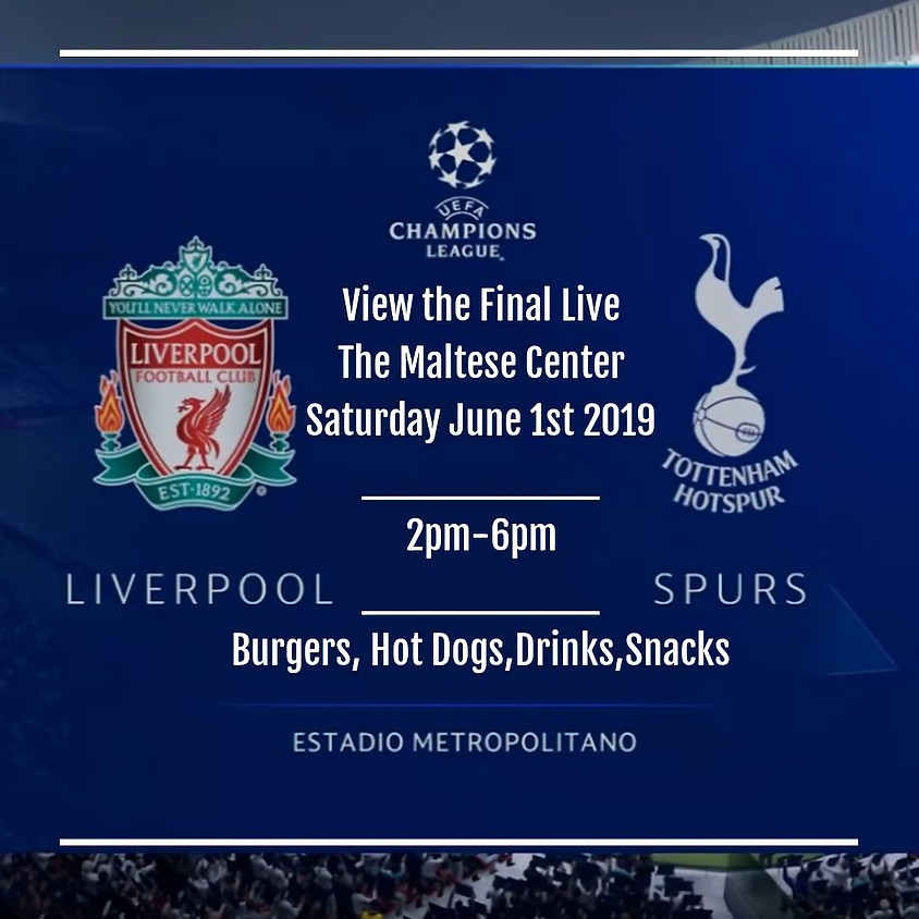 Finals Liverpool vs Tottenham