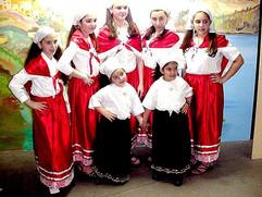 Folk Pageant