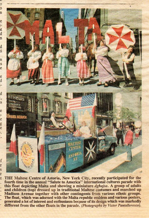 1991 Newspaper Feature