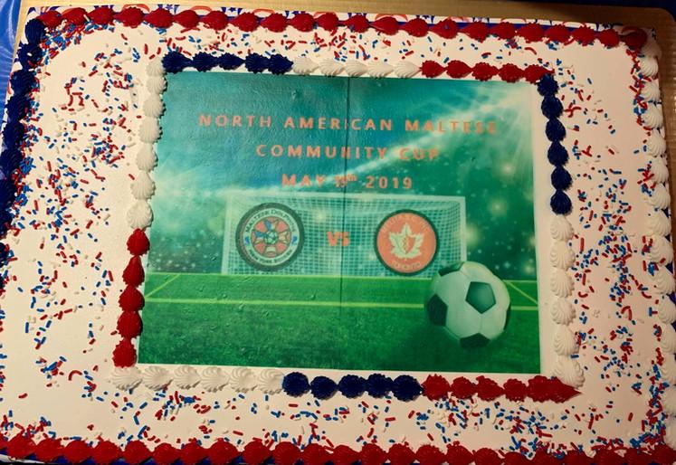 North American Maltese Community Cup 2019 Maltese Dolphins NY vs Melita S.C. Toronto