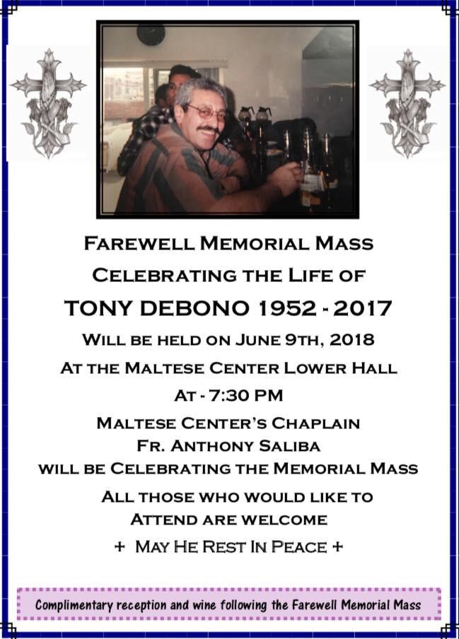 Tony Debono