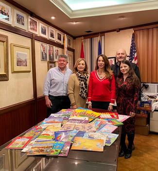 2020 Ambassador Vanessa Frazier & Delegation