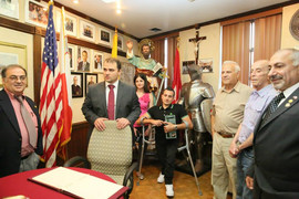 2013 Official Visit