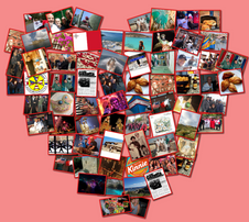 Show the Love collage Feb 14 2021