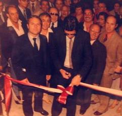 1982 Opening Ceremony of new The Maltese Center premises