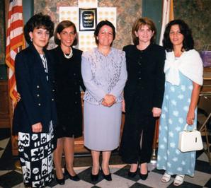 1990's Official Visit
