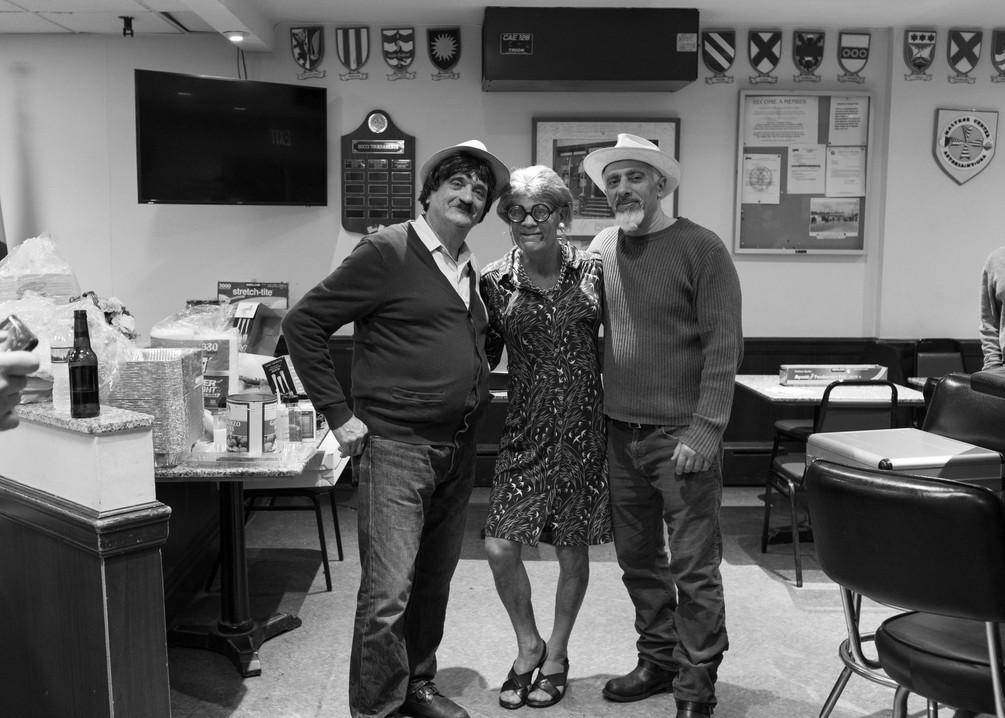 It-Tabib-Salvu, Pacifka, and Wenzu Photo: Nicky Conti