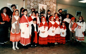 Maltese Folk Presentation