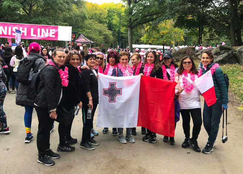 2nd Annual Making Stirdes Against breast Cancer Walk 2019 Photo Credit: Nicky Conti