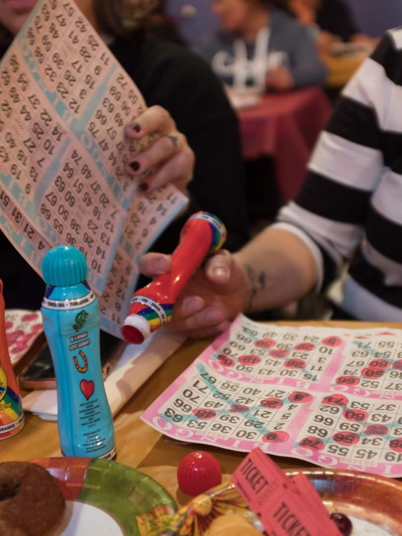 Fall Bingo 2019 photo credit : Nicky Conti