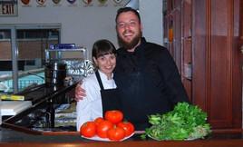 Chefs Pisani and Darmanin