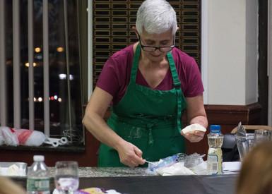 Guza Portelli Pastizzi Baking Class  Photo Credit: Nicky Conti