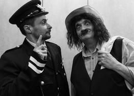 Ghand  L-Ispettur Sammut - L-Ispettur Sammut and Patist  Photo: Nicky Conti