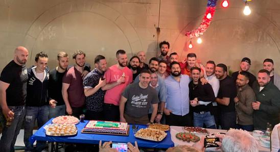 Melita SC Welcome Party 5.19