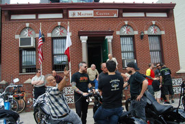 2015 Motorcycle Blessing