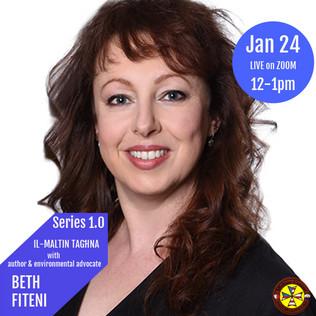 Member Beth Fiteni on Il-Maltin Taghna Jan 24th 2021