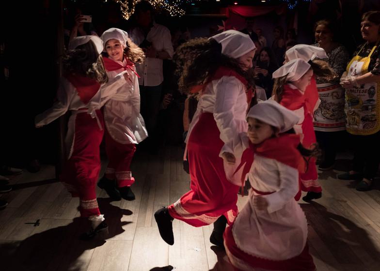 Folk Dance Photo: Nicky Conti