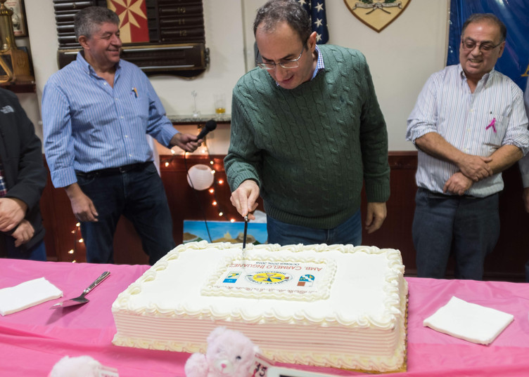 Farewell party for Ambassador Carmelo Inguanez 2019 Photo Credit: Nicky Conti