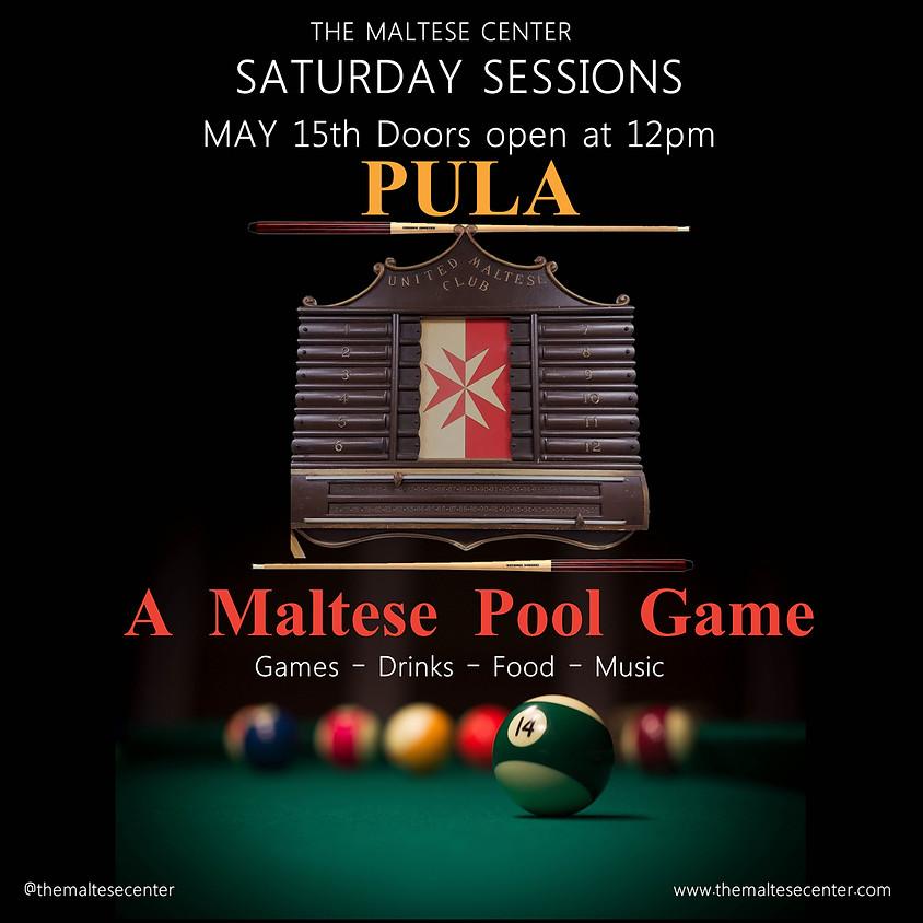 PULA - A Maltese Pool Game