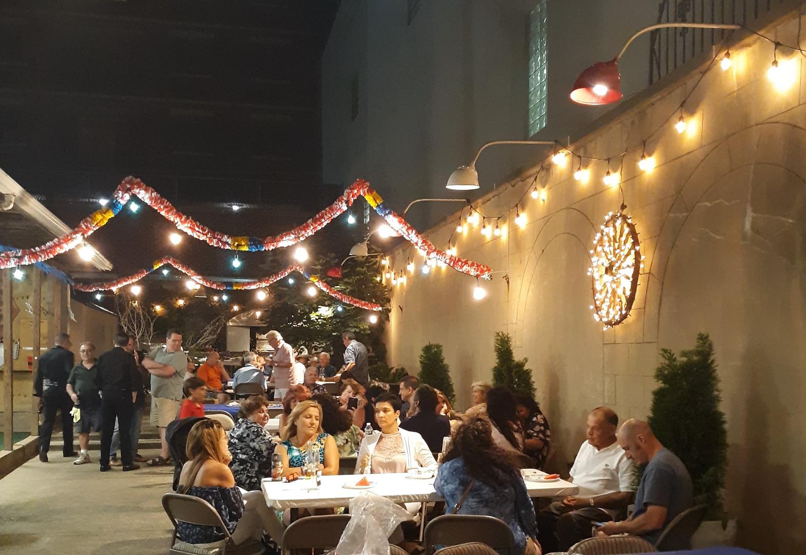 Santa Marija Summer BBQ 8.10.19