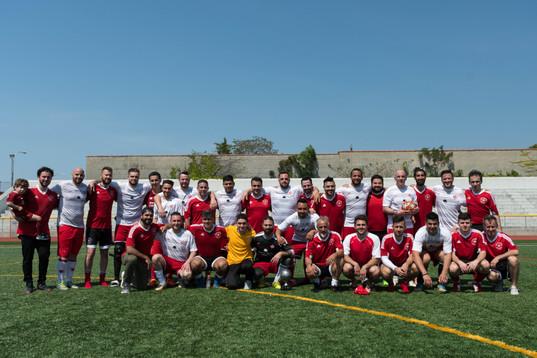North American Maltese Community Cup 2019 Maltese Dolphins NY vs Melita S.C. Toronto Photo credit: Nicky Conti