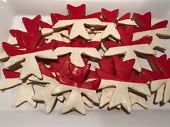 2018 Maltese Cross Cookies