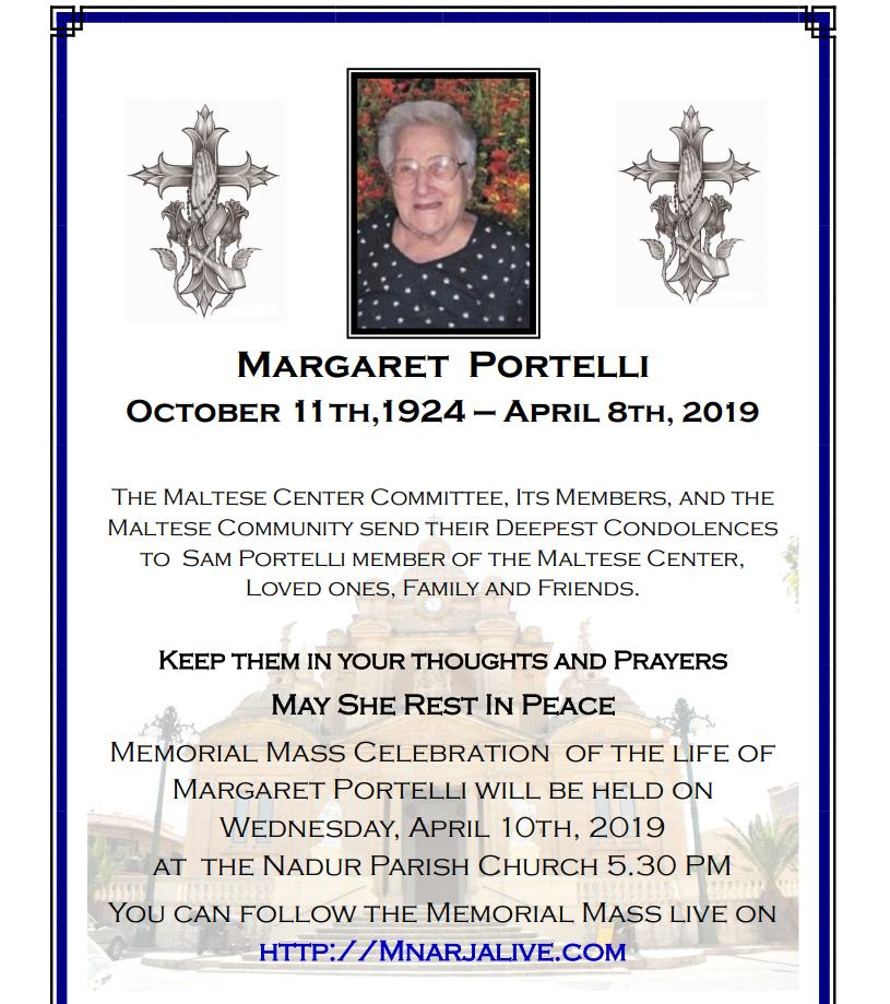 Margaret Portelli