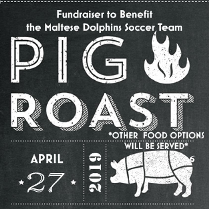 MC Dolphins Soccer Pig Roast Fundraiser