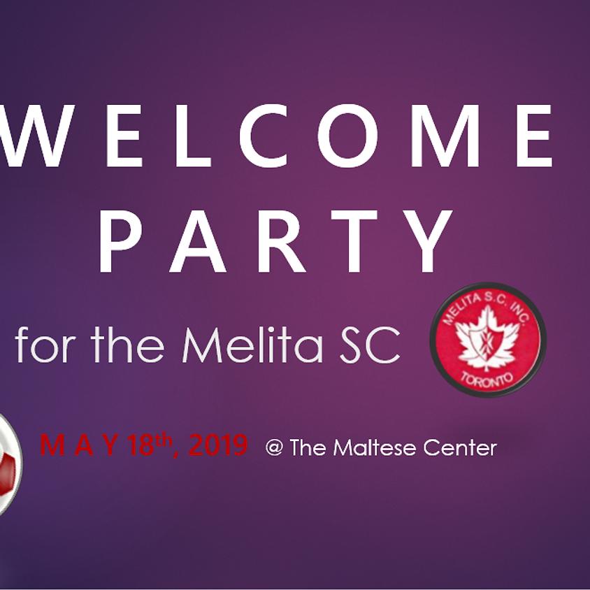 Melita SC Welcoming Party