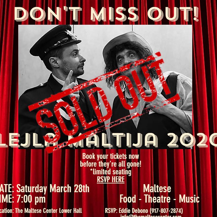 Lejla Maltija 2020-postponed