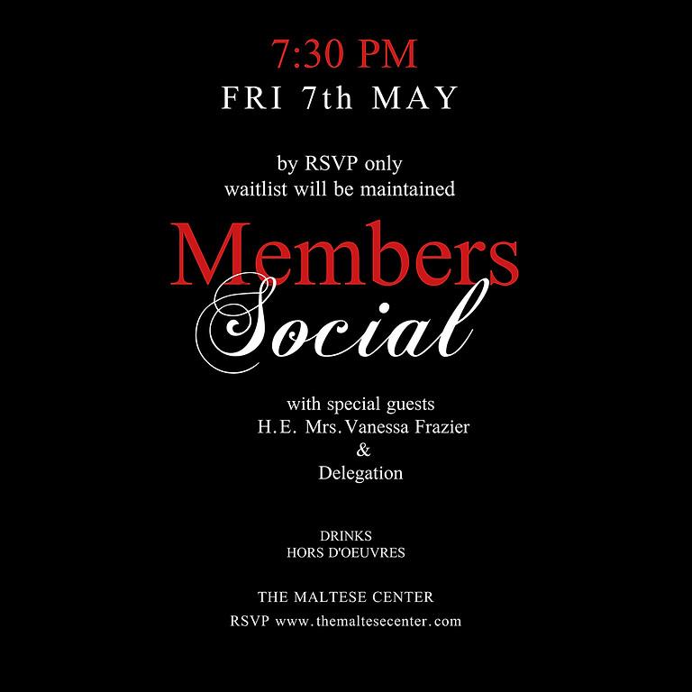 Members Social by RSVP
