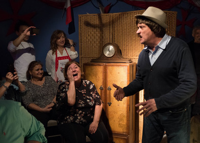 Yes the plays were that funny! Sold Out! Photo:Nicky Conti