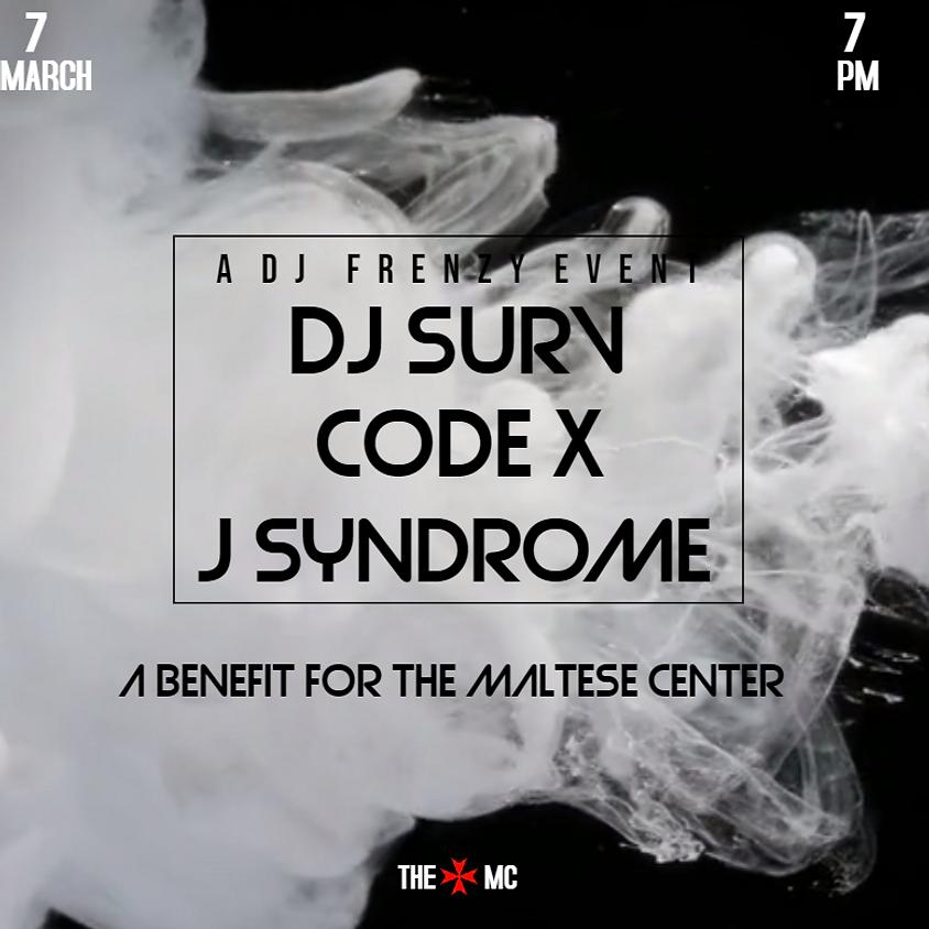 A DJ Frenzy Event