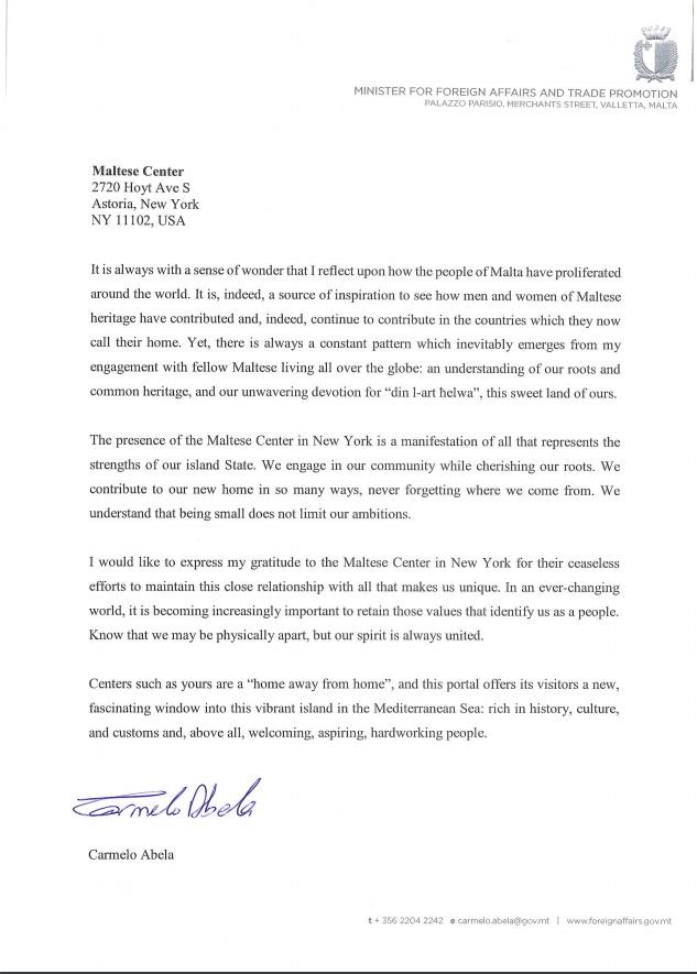 Carmelo Abela letter.PNG