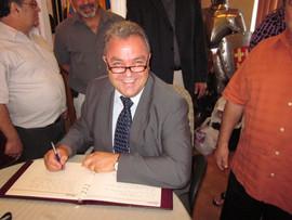 2011 July Official Visit