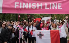 2018 Is-Sahha Taghna Breast Cancer Walk