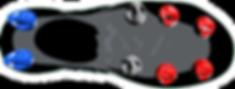 Configuration crampons SMARTPOWER