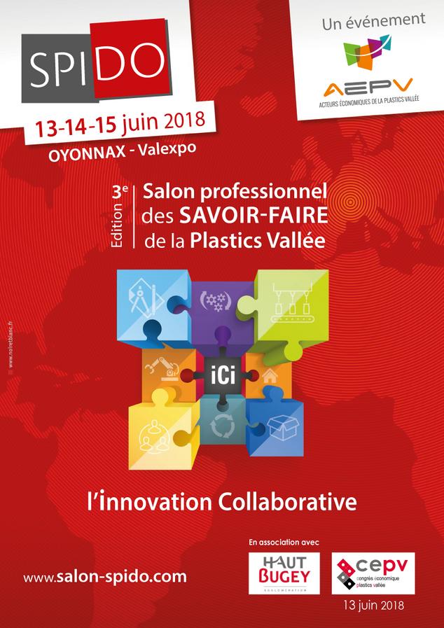 Save the Date ! Innovons Ensemble au Salon Spido