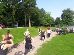 Buggy-Workout Duisburg