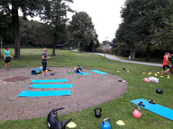 Functional Workout Duisburg