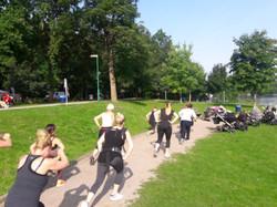 Buggy-Workout Regattabahn Duisburg