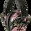 Thumbnail: Walkers® Pro Low Profile Folding Muff Earmuff 22 dB