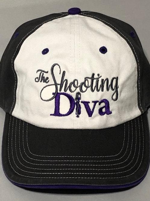 Shooting Diva Ballcap