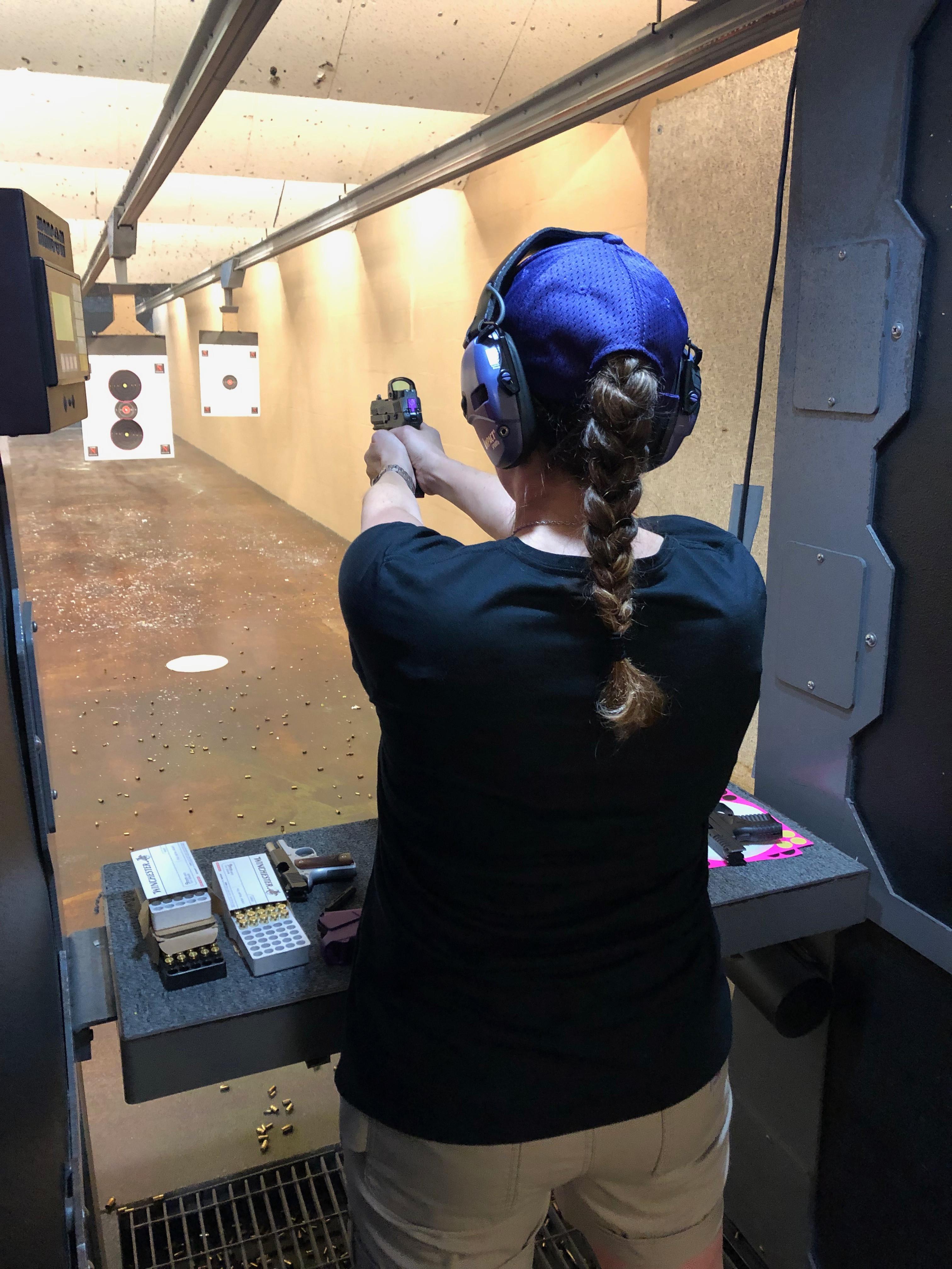 Personal Handgun Instruction - 1 HOUR