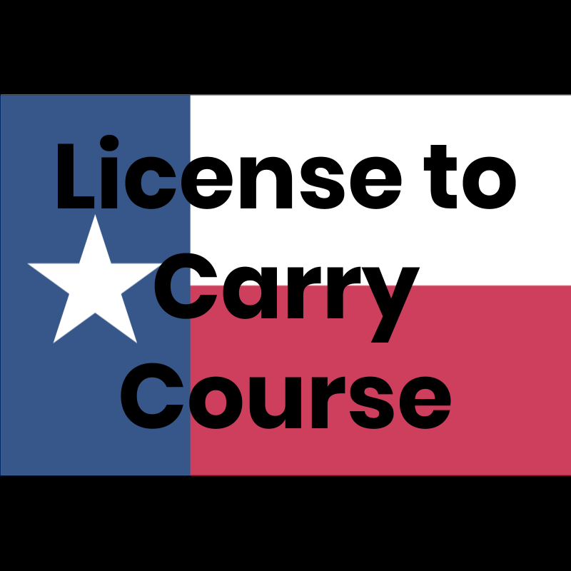TX License to Carry $80 + $13 Range Fee