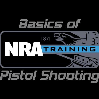 NRA Basics of Pistol $180 +$13 Range Fee