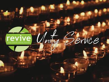 Unity Service 21 Jan