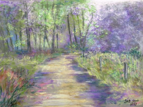 Purple Woodland